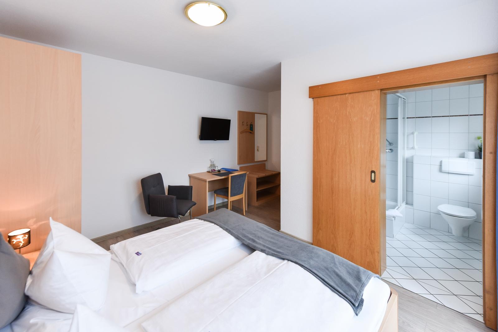 Doppelzimmer Standard mit Terrasse